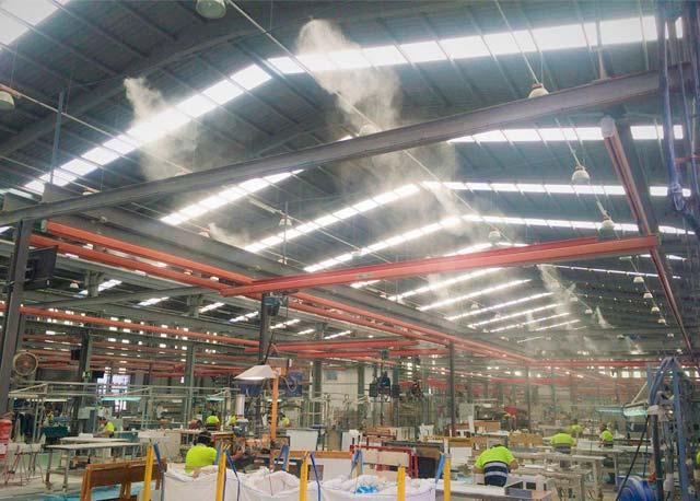 DTCO Climatización Industrial